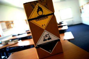 Dienstleistungen Gefahrgutschule Schindele
